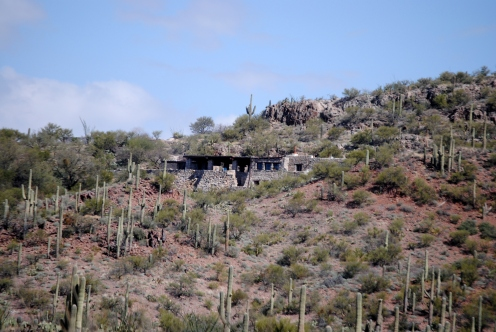 Colossal Cave facilities